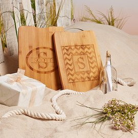 Beach Wedding: Personalized Gifts