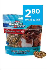 Kaytee Forti-Diet Pro Health Healthy Bits only $2.80