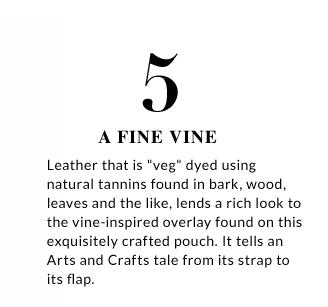 5. A fine vine