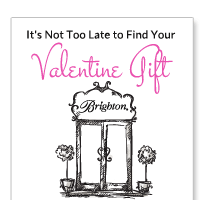 It's not too late to find your Valentine's gift