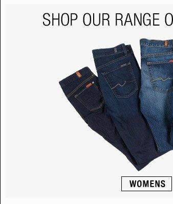 Shop Our Range Of True Blue Denim - Womens
