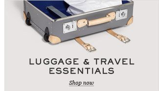 Luggage and Travel Essentials. Shop now