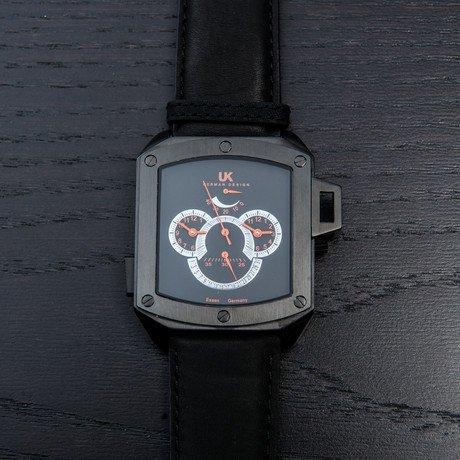 Uhr-Kraft HeliCop III Automatic // Black
