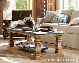 SUTTON COFFEE TABLE
