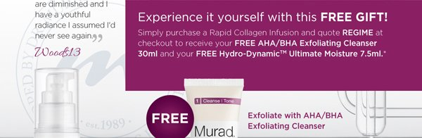 Experience it yourself with this FREE GIFT!