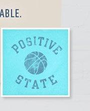 Positive State Basketball - Women's Tee