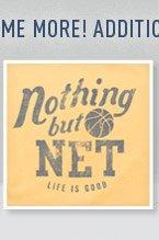 Nothing But Net - Men's Tee