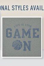 Game On Basketball - Men's Tee