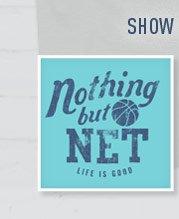 Nothing But Net - Women's Tee
