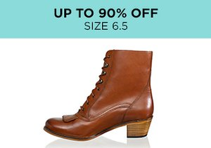 Up to 90% Off: Shoes Size 6.5