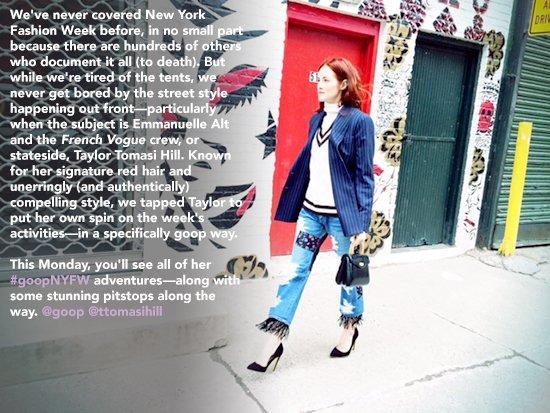 New York Fashion Week Teaser