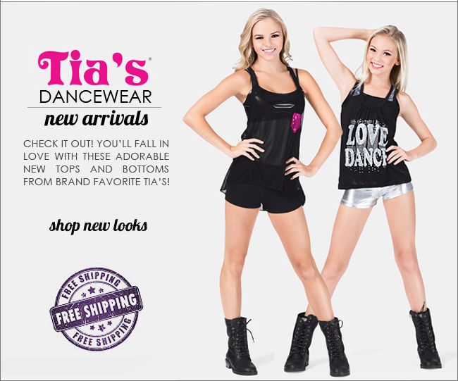 Brand new looks from Tias