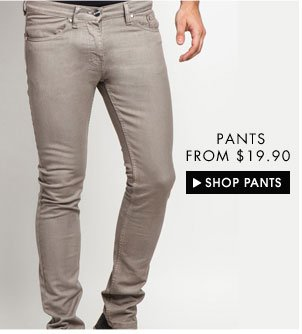 Shop Pants from $19.90