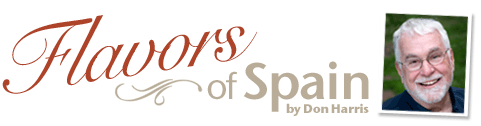 Flavors of Spain by Don Harris