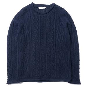 nonnative Sailor Sweater - Shetland Wool