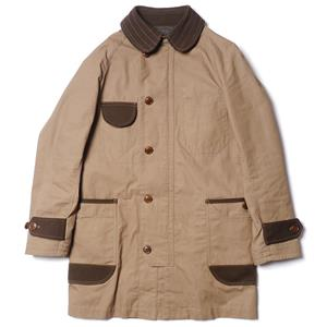 Junya Watanabe MAN Cotton Canvas Paraffin Coat