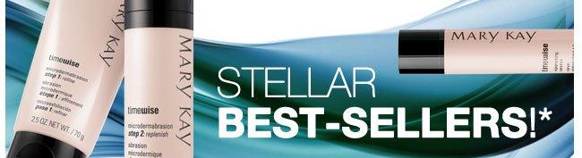 STELLAR BEST-SELLERS!*