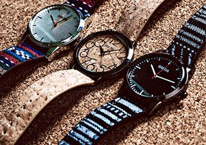 Shop ALL NEW: Exclusive Watches ft. Cork