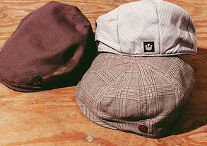 Shop NEW Spring Hats ft. The Newsboy
