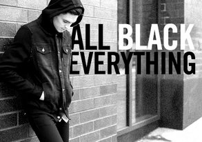 Shop All Black Everything