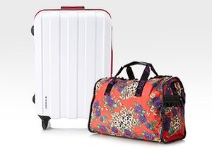 On the Go: Luggage & Travel Cases