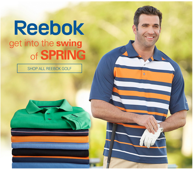 Shop All Reebok Golf