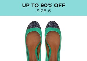 Up to 90% Off: Shoes Size 6