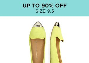 Up to 90% Off: Shoes Size 9.5