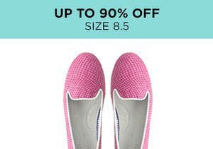 Up to 90% Off: Shoes Size 8.5