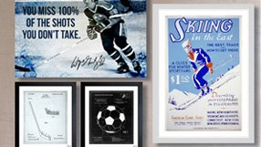 Art for the Sports Lover