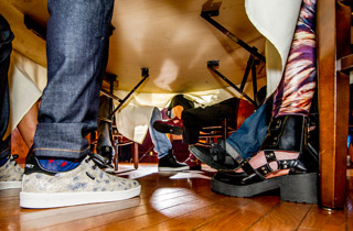 The Perfect Pair Footwear