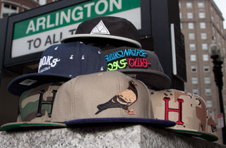 Stuck On You: Hats