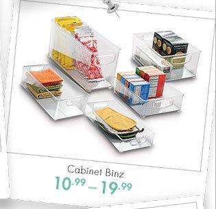 Cabinet Binz 10.99 - 19.99