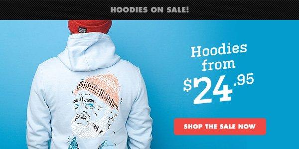 Hoodies on Sale!