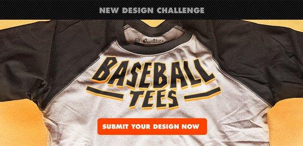 Baseball Tees Challenge