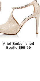 Ariel Embellished Bootie