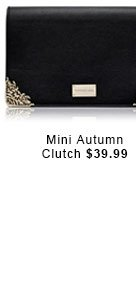 Mini Autumn Clutch.