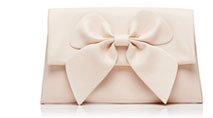 Demi Bow Clutch.