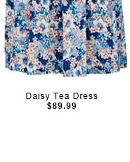 Daisy Tea Dress.