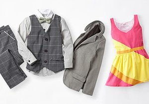 Up to 80% Off: Outfits for Kids
