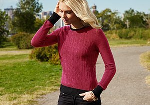 Spring Sweaters feat. Autumn Cashmere