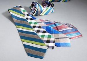Tie Style: Stripes & Plaids