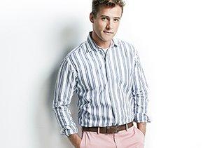 Solids & Stripes: Basic Sportshirts