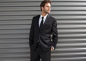Modern Tailoring: The Slim Suit
