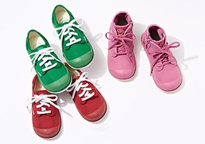Casual Style: Kids' Shoes