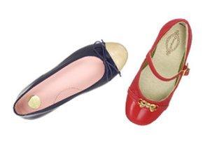 Fancy Feet: Girls' Dress Shoes