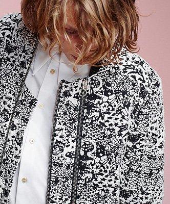 Men's Spring/Summer 14 Outerwear