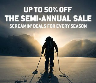 The Semi-Annual Sale—Up to 50% Off
