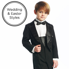 Calla Boys: Ring Bearer Ready
