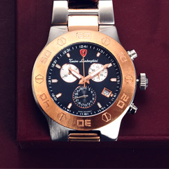 Designer Watches ft.Tonino Lamborghini